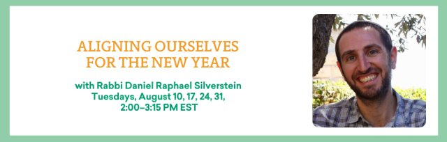 Aligning Ourselves for the New Year