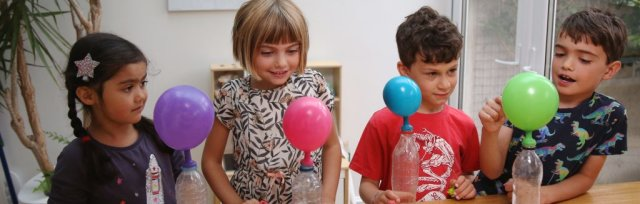 DO Try This at Home! Fun Science!