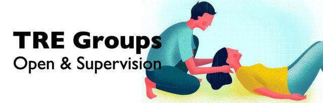 TRE Group Supervision Online, Steve Haines