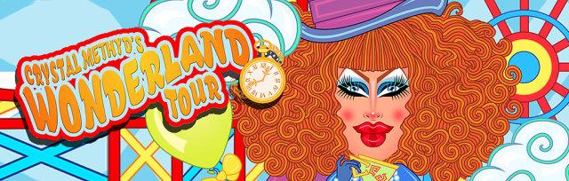 Kitty Tray Presents : Crystal Methyd's Wonderland
