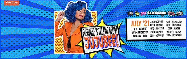 Kitty Tray Presents : JUJUBEE