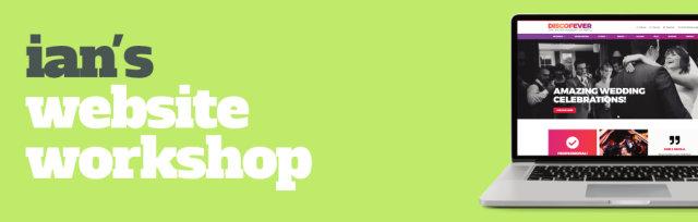 Ian's Website Workshop - Essex