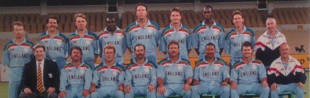 True stories of English Cricket in the 80s: Derek Pringle in Conversation