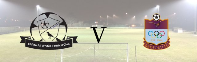 Clifton All Whites v Radford FC