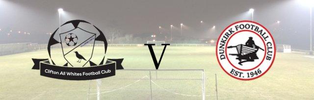 Clifton All Whites v Dunkirk FC