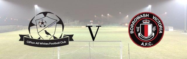 Clifton All Whites v Borrowash Victoria FC