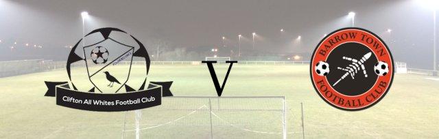 Clifton All Whites v Barrow Town FC
