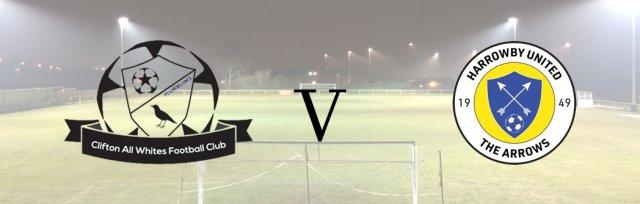 Clifton All Whites v Harrowby United FC
