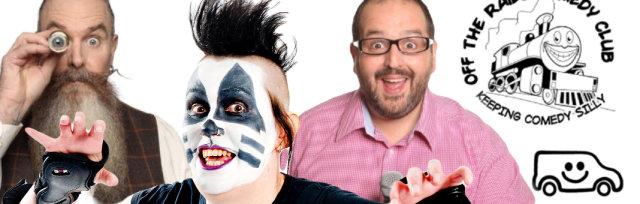 Off The Rails Comedy Club, Saddleworth