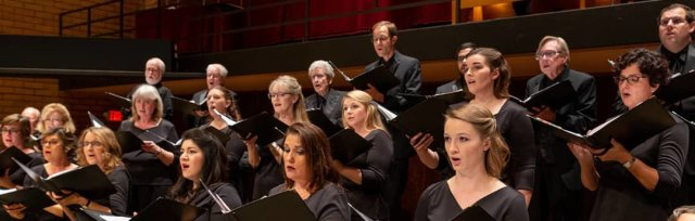 Inland Master Chorale 2019-20 Season Tickets
