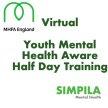 Youth Mental Health Aware Half Day (Simon Millington) - Only £100 + VAT image