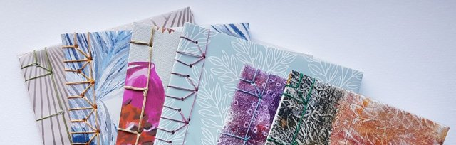 Japanese Bookbinding Day with Isabel Carmona [Ref:#438]