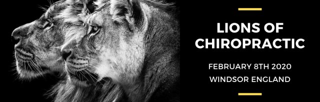 Lions Of Chiropractic 2020