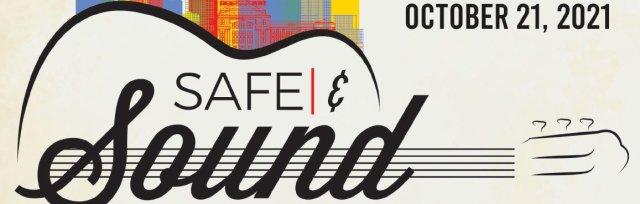 SAFE & Sound Benefit Concert w/ Tameca Jones and Drew Davis