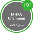 MHFA - Virtual 1 Day Champion Course (Mat Mason-Hames) - Only £150 + VAT image