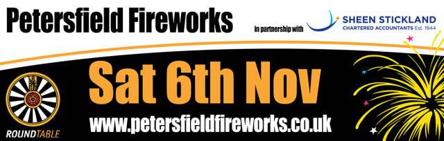 Petersfield Round Table Fireworks 2021