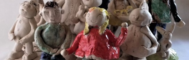 Clay Characters for Kids with Katherine Kingdon [Ref#5221]