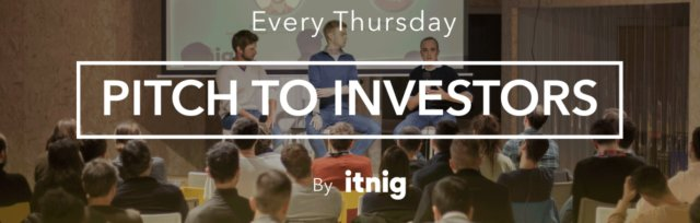 Pitch to Investors by Itnig (ONLINE)