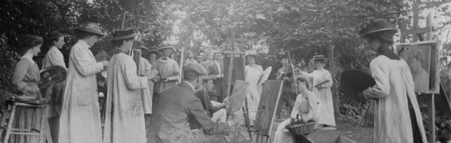 St Ives September Festival :   'Anchor Studio as an Art School - The Forbes School of Painting 1899 - 1939'