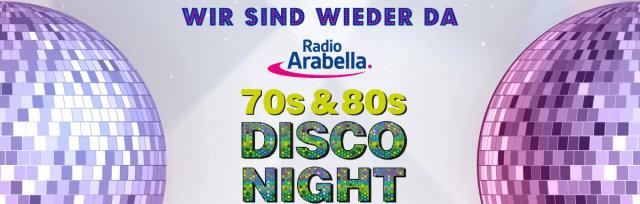 Radio Arabella Disco Night I SA.16.10.2021