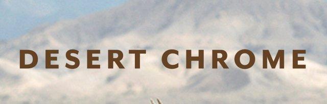 Sherb Literary Evening: Kat Wilder Presents Desert Chrome