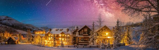 Nutritional Research Aspen Ski Getaway