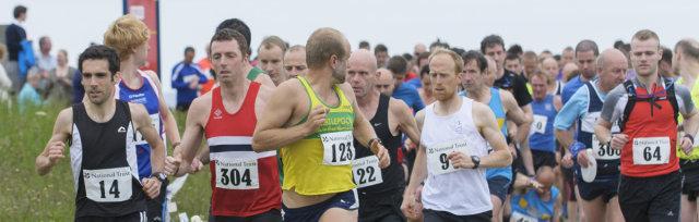 Durham Coastal Half Marathon