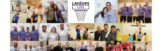 Layups 4 Life's 2021 3v3 Charity Basketball Tournament
