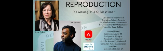 Reproduction: The Making of a Giller Winner