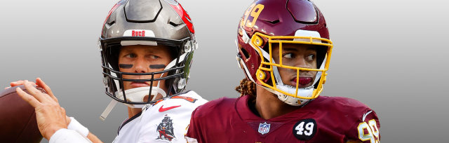 Buccaneers vs WFT Round Trip Shuttle from Germantown, MD to FedEX Field