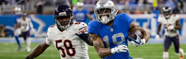Lions vs Bears $56.00 Round Trip Shuttle Bus from Naperville to Soldier Field
