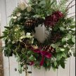 Christmas Crafts - Wreaths, Candles and Willow Stars and Native Spice Chai image