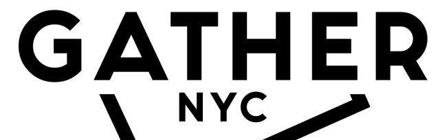 GatherNYC Presents: Fall 2021 Pop-Up