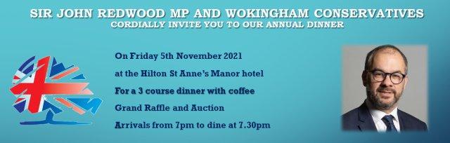 Wokingham Conservatives Annual Dinner