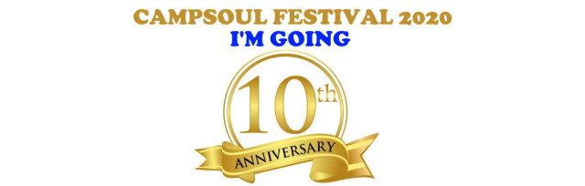 CAMPSOUL MUSIC FESTIVAL 2021 - 10th ANNIVERSARY