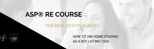 ASP-RE Home Staging Partner Course