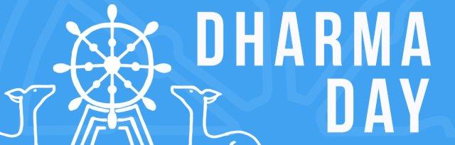 Dharma Day: Gratitude for the Dharma
