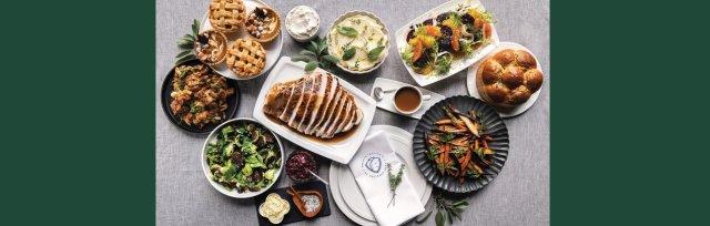 Thanksgiving Dinner To-Go 2021