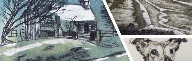 Draw, Print and Paint (Drypoint Etching) with Beth Jenkins - £74