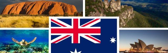 Australia - A Journey Through Australia with Oil Paints with Warren Sealey - £74