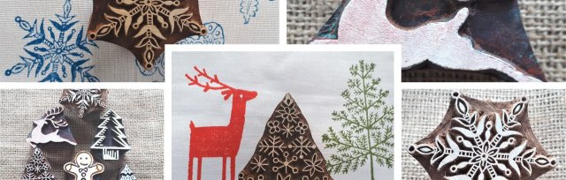 Festive Indian Block Printing with Nigel Ginley - £74