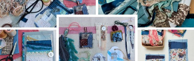 Peace&Craft: Mindful Scrapcrafting with  Anna Marshall - £72 (6 week class)