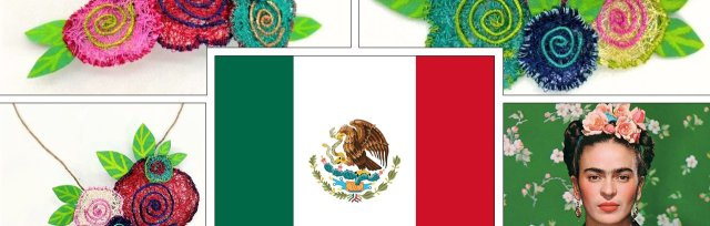 Mexico - Frida Kahlo Inspired Wirework Jewellery with Jo Dewar - £74