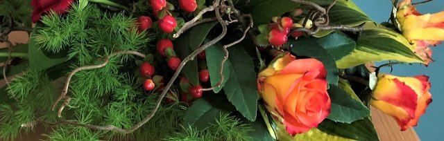 Flower Arranging with Katherine Kear - £120 (10 week class)