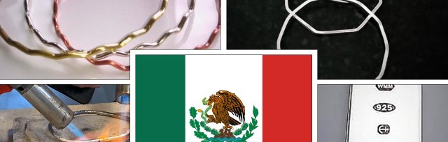 Mexico - Mexican Style Stacking Bangles with Wendy Murphy - £95