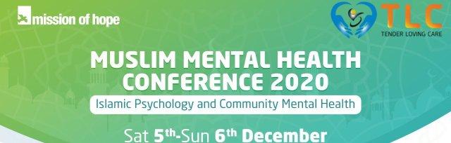 2020 Muslim Mental Health Conference (Australia)