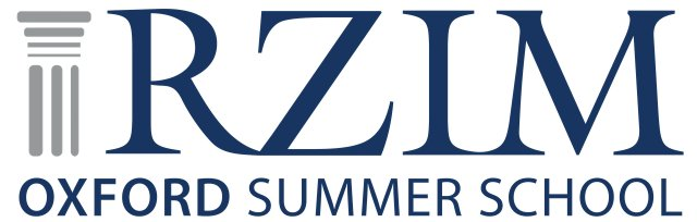 RZIM 2020 Summer School