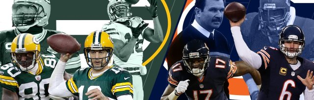 Packers vs Bears $56.00 Round Trip Shuttle from Naperville to Soldiers Field