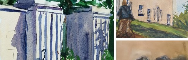 Watercolours for Beginners with Warren Sealey - £74