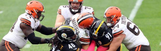 Browns vs Steelers $56.00 Round Trip Shuttle from Morgantown, WV to Heinz Field